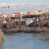 Cantiere lungo il Tevere nell'VIII Municipio: nessuna trasparenza